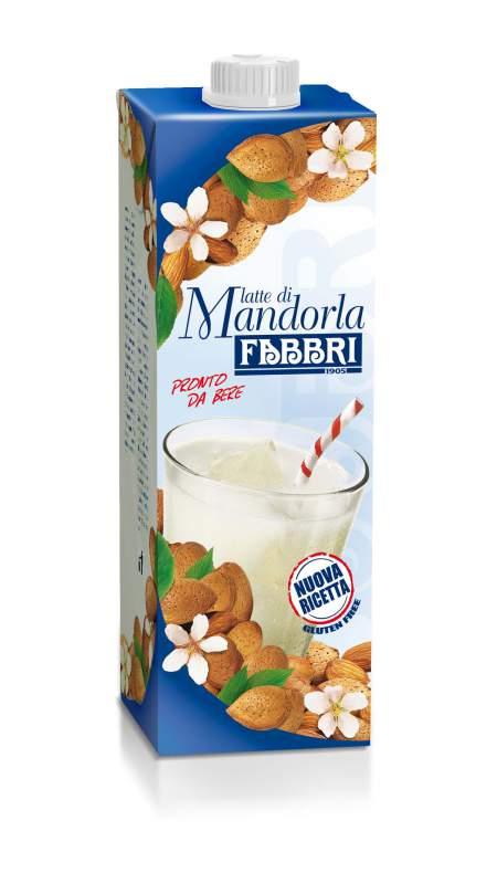Bibita Al Latte Di Mandorla