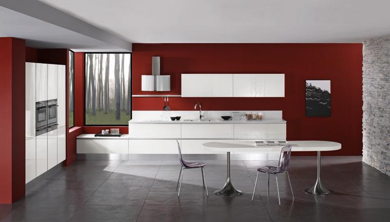 Cucine Economiche Roma. Finest Cucina Bianca Moderna With Cucine ...