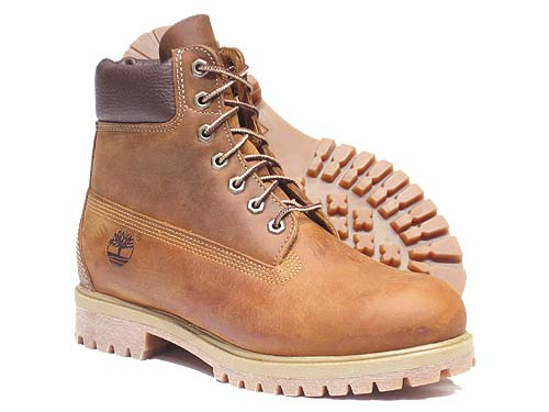 Timberland Pelle