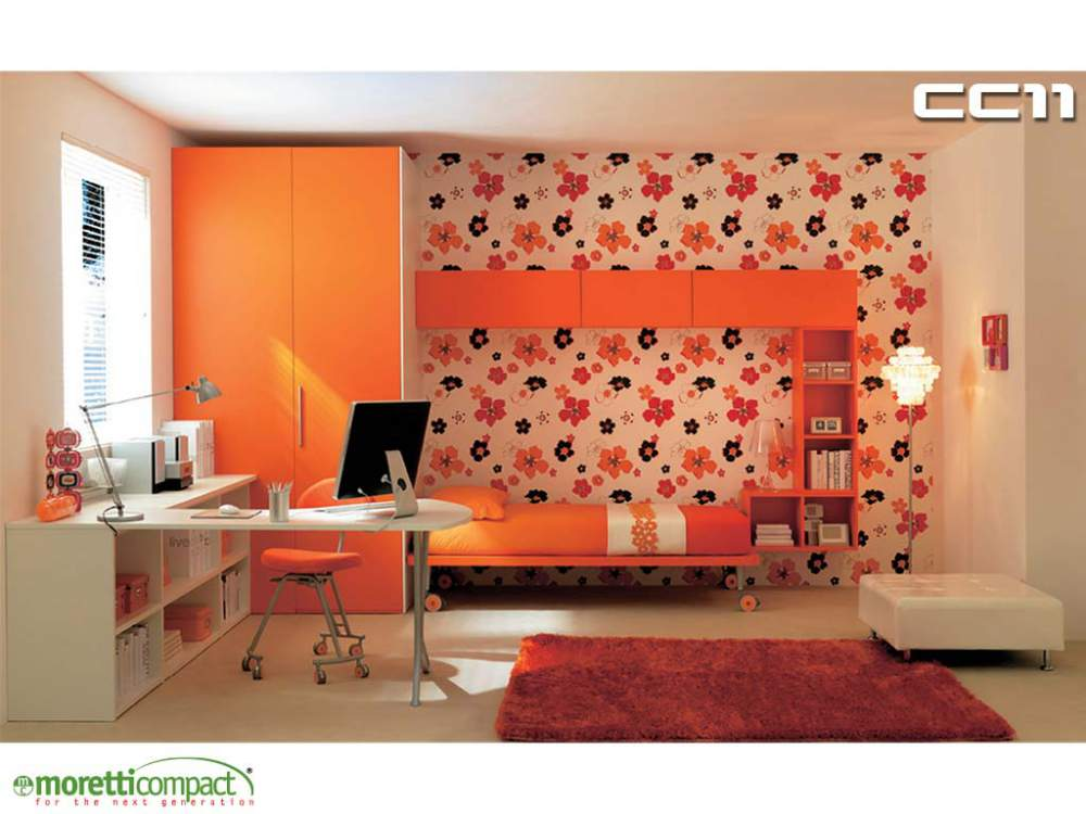 Children's furniture : Moretti Compact, SpA : ALL.BIZ: Italy