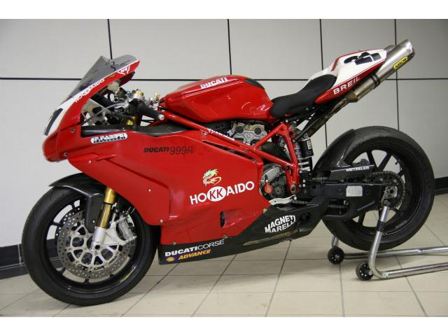 Compro motocicletta ducati 999 r r