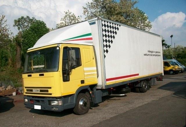 Acquistare Autocarro Iveco Daily Eurocargo 80E18