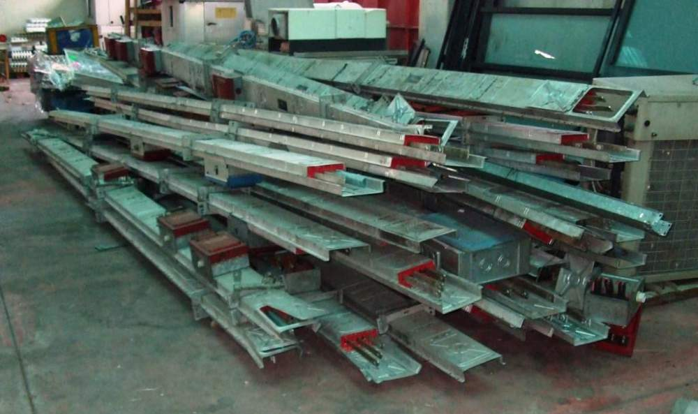Buy Tire electrical channels, bus-ducts, isolated conductors