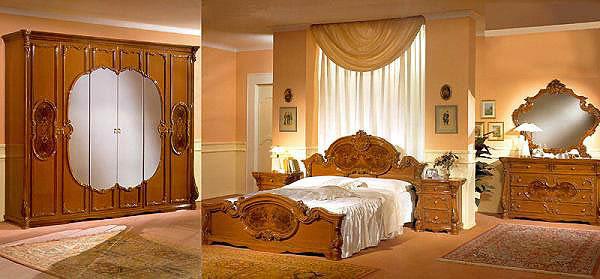 Mobile per la camera da letto Barocco — Comprare Mobile per la ...