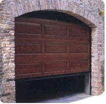 Compro Porta sezionale da garage