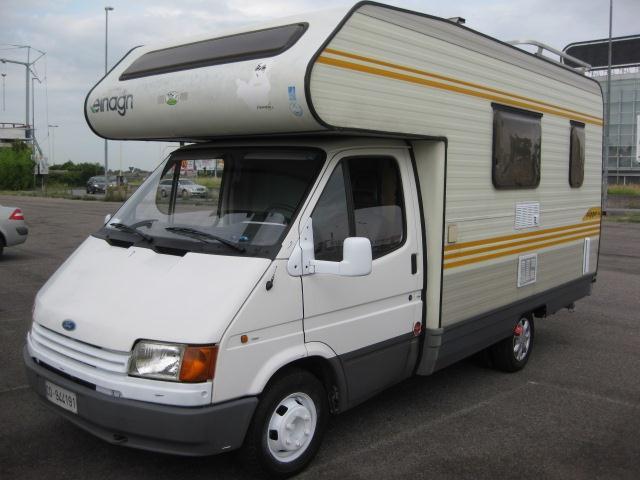 Acquistare Kemper Ford Transit
