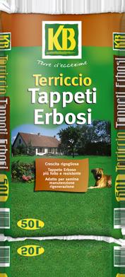 Acquistare Terriccio Tappeti Erbosi
