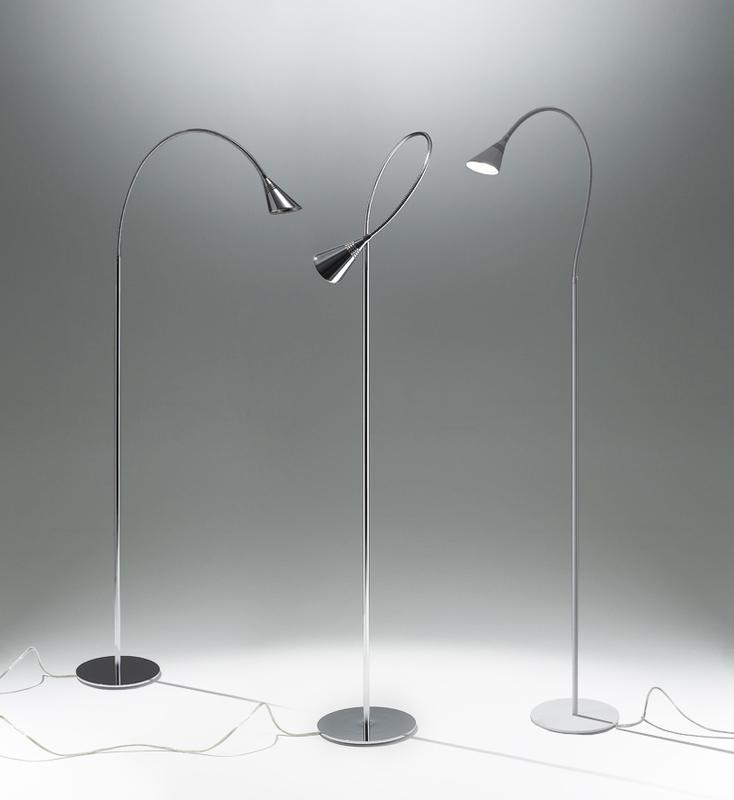 lampada da terra maxi isy led floor buy in milano on italiano