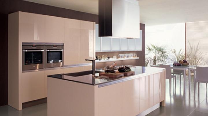 Cucina con isola Dialogo buy in Treviso on Italiano