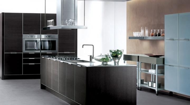 Cucina design contemporaneo Alutema buy in Treviso on Italiano
