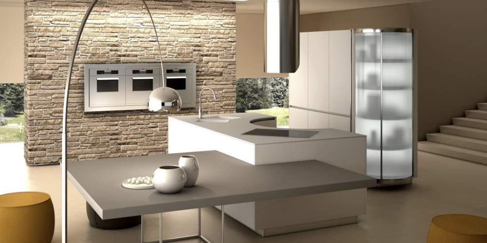 Awesome Arredamento Moderno Cucina Images - Ideas & Design 2017 ...