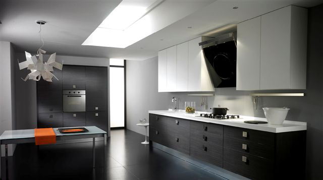 Beautiful Cucine Bianche E Nere Contemporary - harrop.us - harrop.us