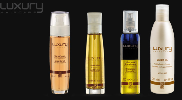 Luxury Hair Care  Green Light