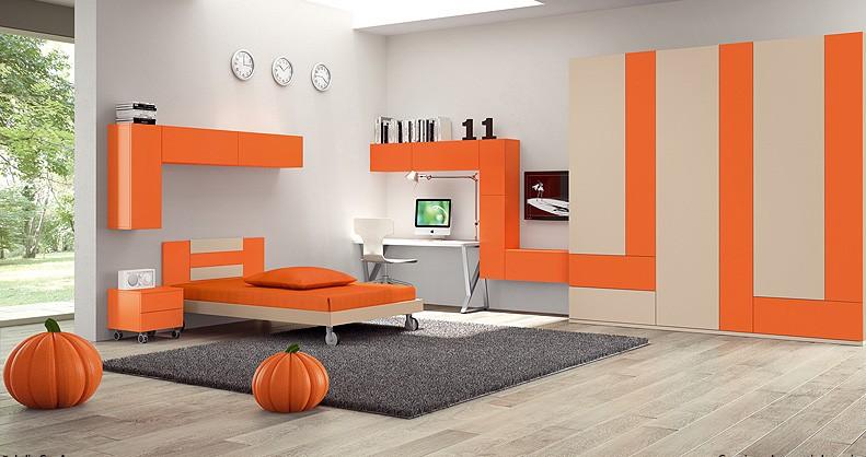 Camera da letto singola Composizione 70 buy in Scandicci on Italiano