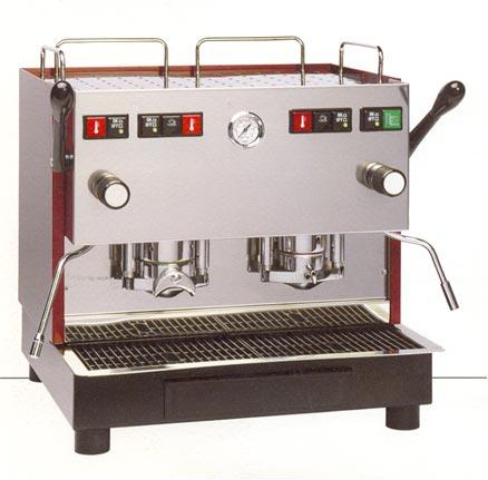 Macchine da caffè Espresso a cialda mod. Duetto