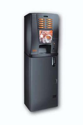 Il distributore automatico Iris