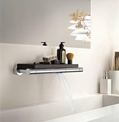 Acquistare Mensola da appoggio con rubinetto integrato Consolle Art.4901L4