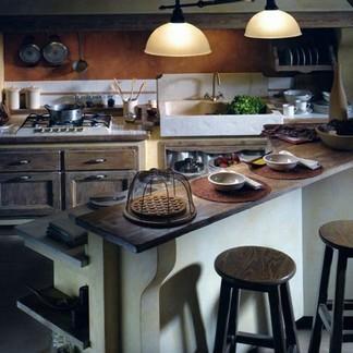 Compro Cucina in muratura