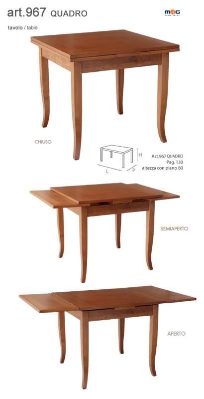 Compro Tavolo in legno