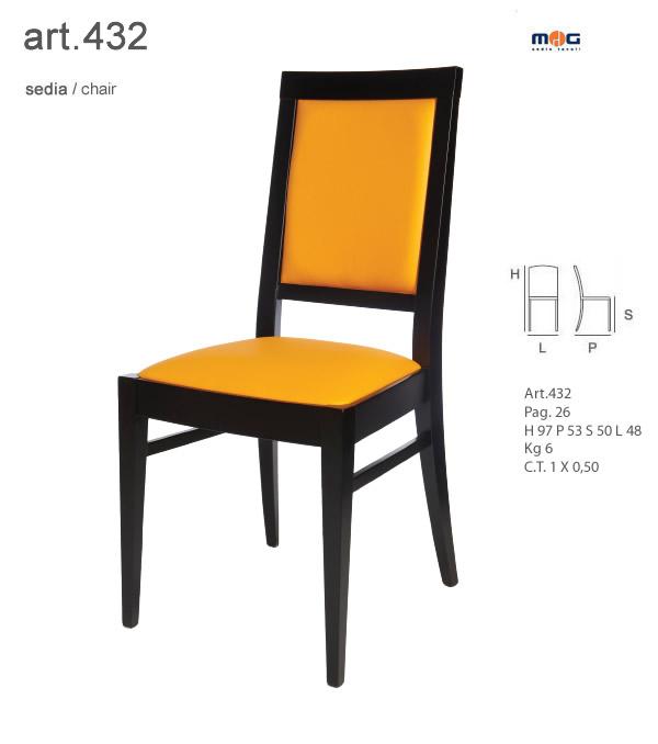 Compro Sedia art.432