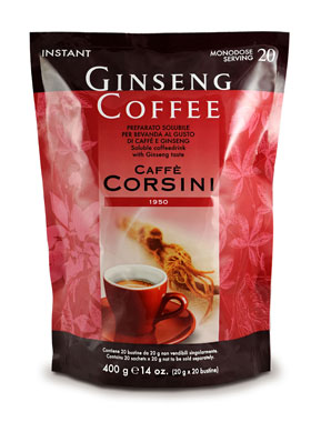Compro Caffè Ginseng Coffee