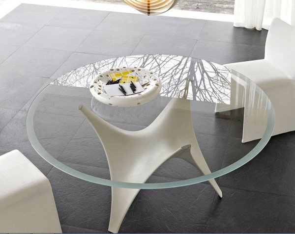 Buy Furniture made of glass
