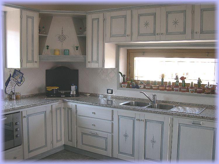 cucina ad angolo da mobilart sardo rustico impresa camere da