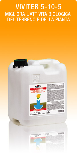 Acquistare Viviter 5-10-5 (Migliora l'attività biologica del terreno e della pianta)
