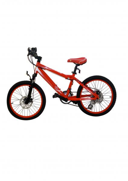 Ferrari Originale Bicycle 20 Red 8 Age