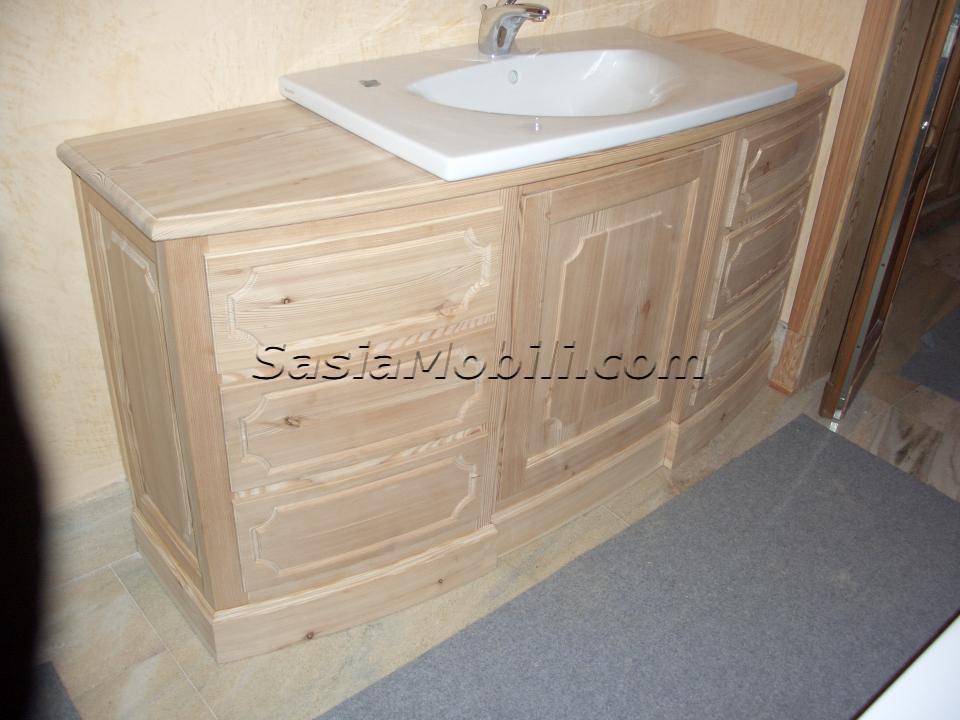 Mobili bagno rustici. mobili bagno country lo stile della natura