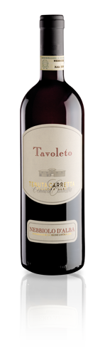 "Compro Vino Nebbiolo d'Alba ""Tavoleto"" Doc"