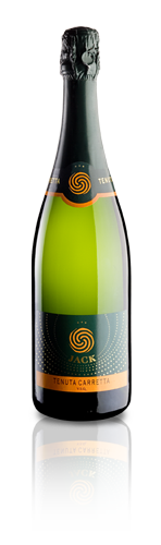 """Compro Vino Piemonte Chardonnay Brut """"Jack"""""""