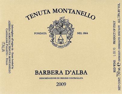 Compro Vino Barbera d'Alba D.O.C.