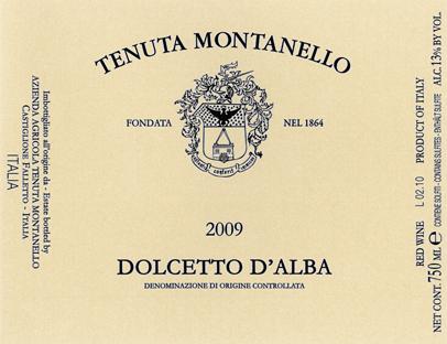 Compro Vino Dolcetto d'Alba D.O.C.