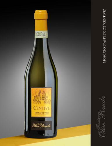 """Compro Vino Moscato d'Asti Docg """"Centive"""""""