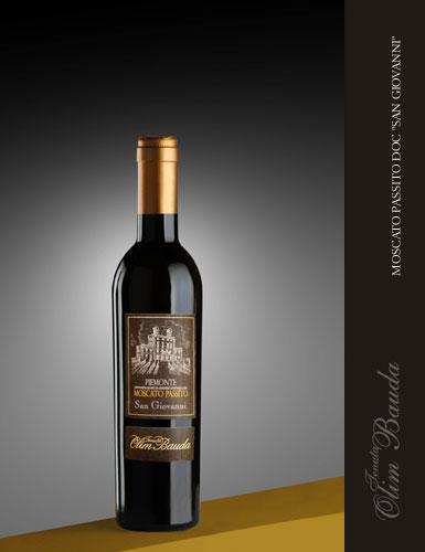 """Compro Vino Moscato Passito Doc """"San Giovanni"""""""