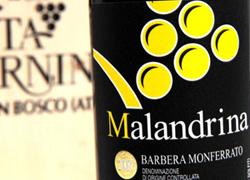 Compro Vino Malandrina