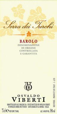 Compro Vino Barolo Serra dei Turchi