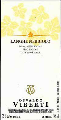 Compro Vino Langhe Nebbiolo