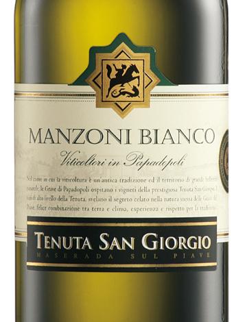 Compro Vino Manzoni Bianco del Veneto I.G.T.