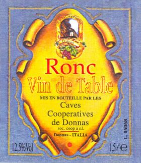 Compro Vino Ronc