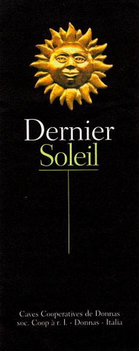 Compro Vino Dernier Soleil