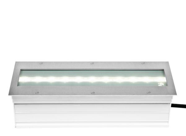 Compro Trasso Proiettore da incasso in versione monocromatica e statica per illuminazione e segnalazione