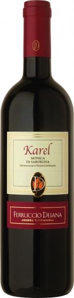 Acquistare Vino Karel Monica di Sardegna D.O.C.