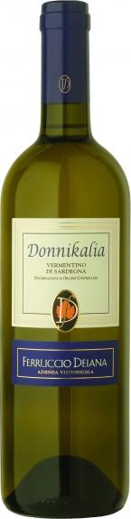 Acquistare Vino Donnikalia Vermentino di Sardegna D.O.C.