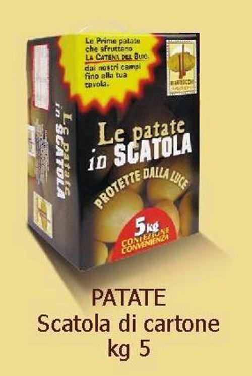 Acquistare Patate in Scatola da 5 kg.