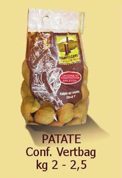 Acquistare Patate in Vertbag da 1.5 – 2 - 2.5 kg.
