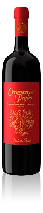 Compro Vino Cesanese Etichetta Rossa