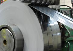 Cold-rolled strip annealed