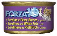 Sardine con Pesce Bianco Pâté